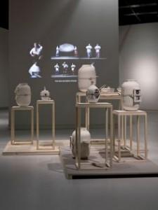 Allestimento mostra 2014 , Formafantasma