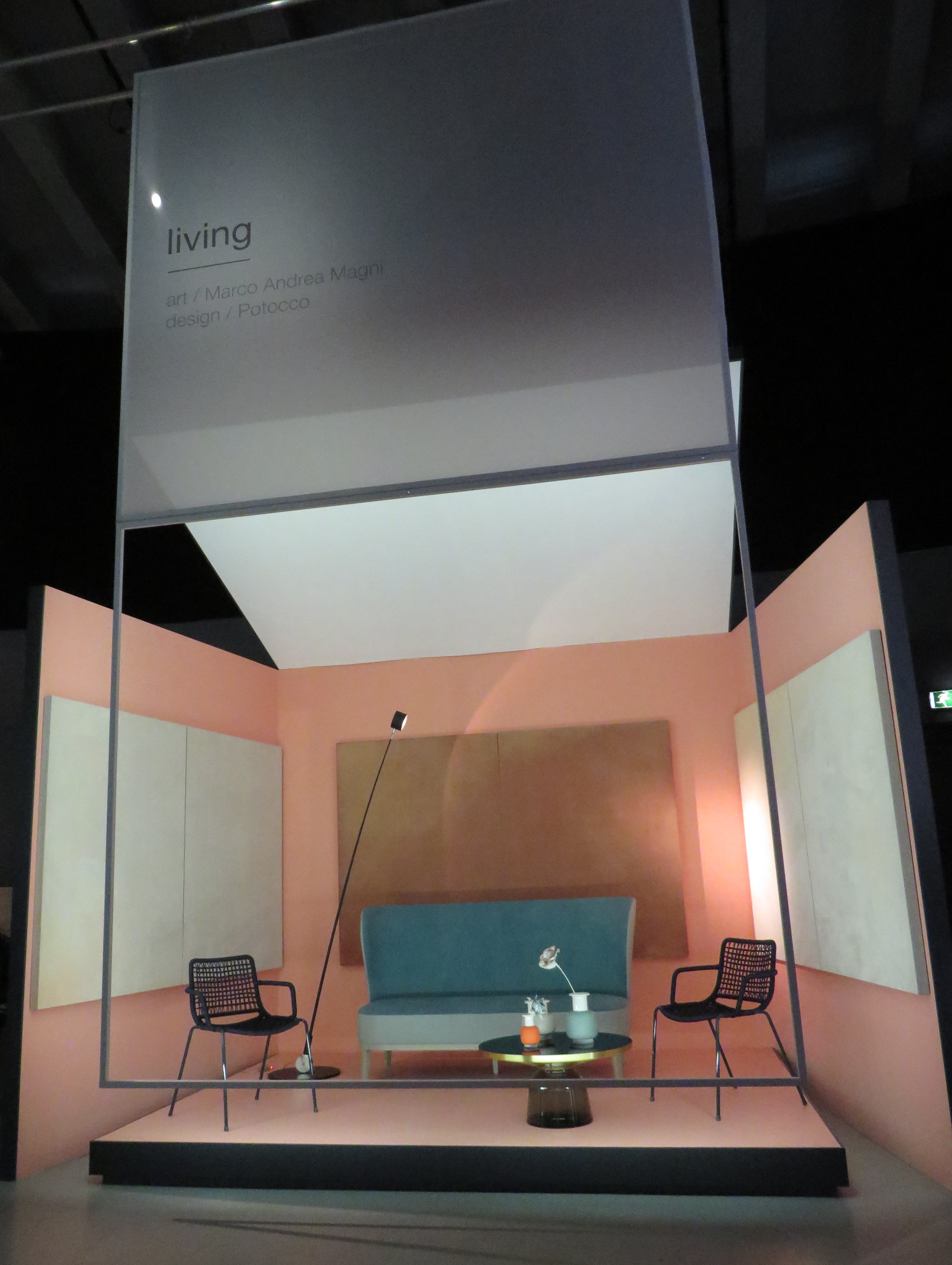 Salone satellite 2014 ideas and projects for thinking spaces for Vergani home arredamento