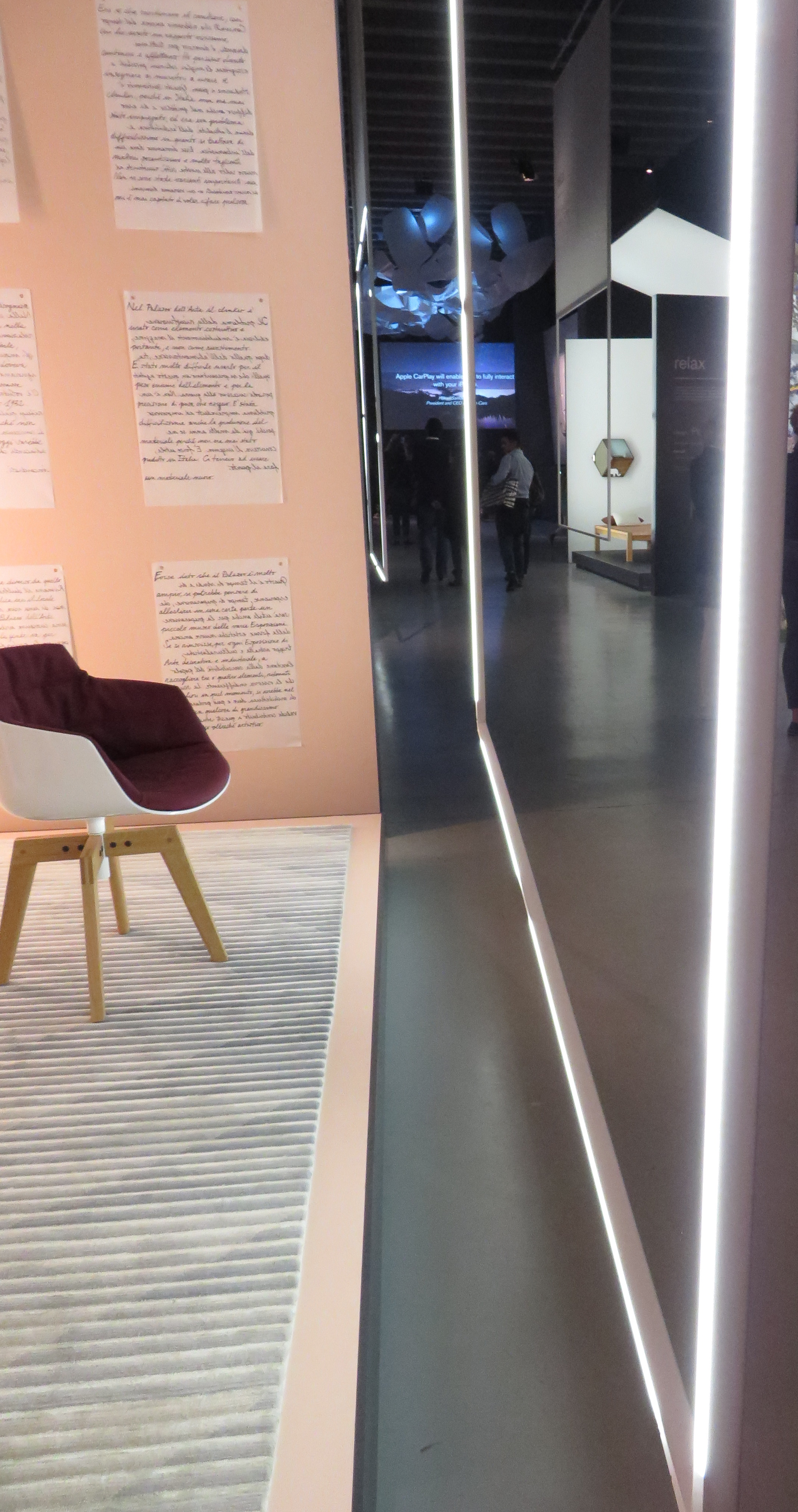 Chiara rubessi ideas and projects for thinking spaces for Vergani home arredamento