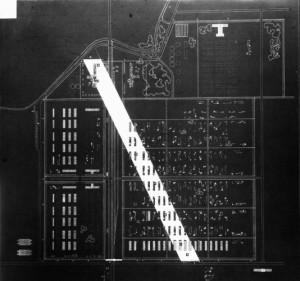 Progetto di monumento ai caduti di Auschwitz-Birkenau, Polonia 1958